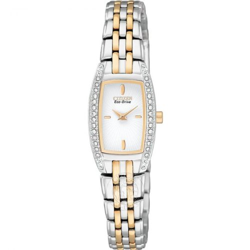 Citizen Ladies Eco-Drive Silhouette Watch Eg2746-57A