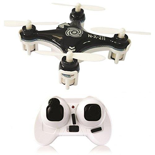 Easy to Fly Qudrocopter Ferngesteuerte RC micro Drohne - Mini Quadrocopter Nano
