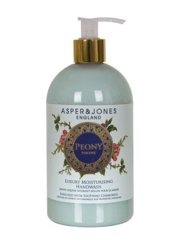 cheap for discount 61616 64f2f Asper   Jones Peony Conditioning Handwash 500ml, 1er Pack (1 x 500 ml)