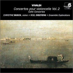 Vivaldi - Concertos pour violoncelle, Vol.2 / Concerto pour violon et violoncelle