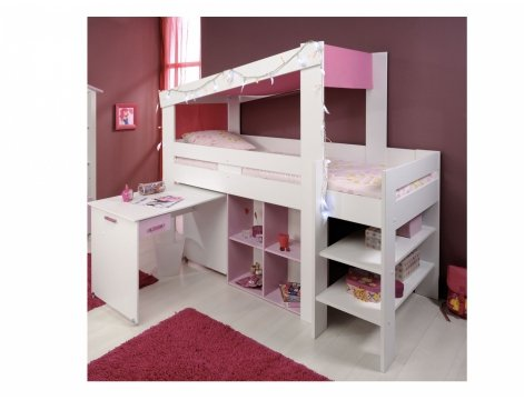 lit combine bureau enfant pas cher. Black Bedroom Furniture Sets. Home Design Ideas