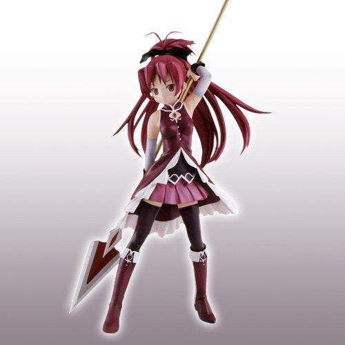 一番くじプレミアム 魔法少女まどか☆マギカ PART2 C賞 佐倉杏子 プレミアムフィギュア