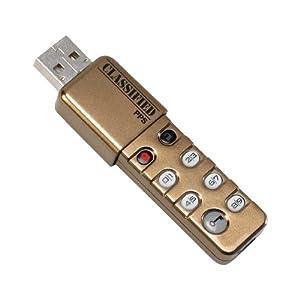 Clé USB de sécurité Pocket coffre fort personnel de données