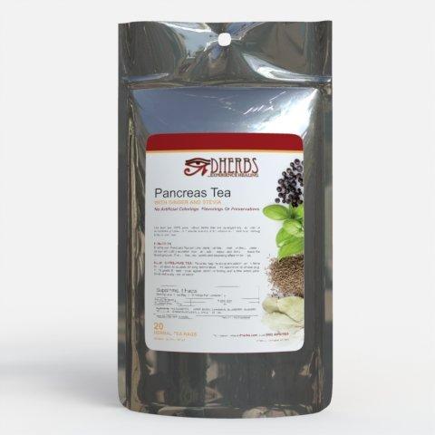 Dherbs Pancreas Tea