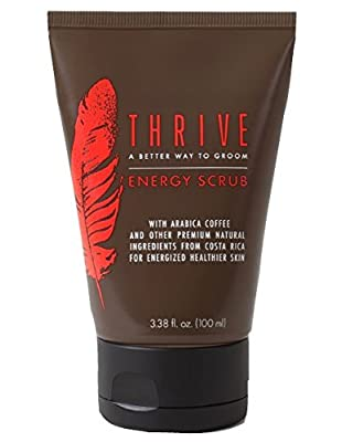 Best Cheap Deal for Thrive Facial Scrub - Powerfully Natural Facial Cleanser 100ml from Thrive Natural Care - Free 2 Day Shipping Available