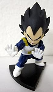 Dragon Ball x One Piece x Naruto Bandai-Vegeta Figure Aprox 1