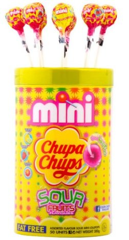 mini-chupa-chups-sour-flavours-fruits-lime-lemon-strawberry-and-red-orange-50-units-300-g
