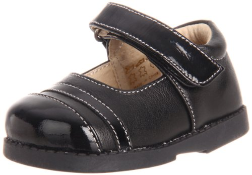 See Kai Run Libby Mary Jane (Infant/Toddler), Black, 4 M Us Toddler front-11121