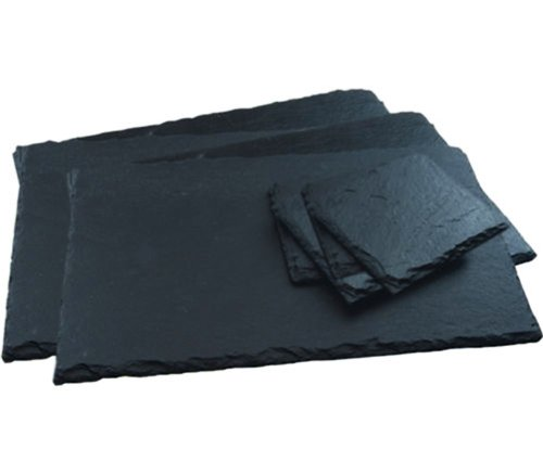 12-piece-natural-slate-rectangle-placemats-coasters-tablemat-dinner-drinks-set-by-get-goods