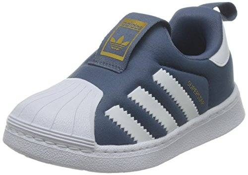 Adidas Superstar 360 I Scarpe Sportive Bambino Slip On (27)