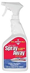 CRC MK2832 Spray Away All Purpose Cleaner, 32 Fl Oz