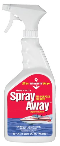 CRC MK2832 Spray Away All Purpose Cleaner 32 Fl OzB0000AXOS1