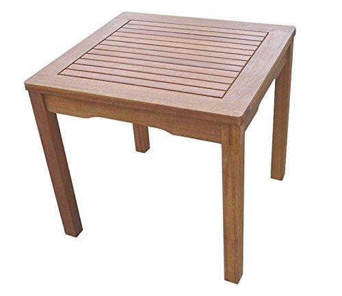 Balkontisch 54×50 cm Balkon-Möbel Gartenmöbel Hartholz Tisch Garten bestellen