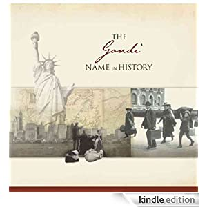 The Gondi Name in History Ancestry.com