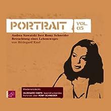 Portrait: Romy Schneider (Vol. 5) Hörbuch von Hildegard Knef Gesprochen von: Andrea Sawatzki
