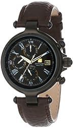 Steinhausen Men's SW391LLC Marquise Three Eyes Automatic Watch