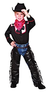 Amazon.com: Cool Cowboy Costume - Boys - Medium: Toys & Games
