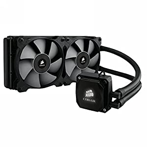 Corsair Watercooling pour CPU Hydro Radiateur 240mm - Series H100i (CW-9060009-WW)