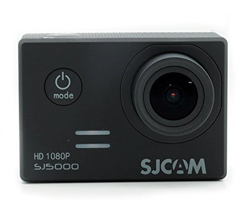 SJCAM ORIGINAL SJ5000 Noir Action Sport Cam Camera etanche Full HD 1080p 720p Video Helmetcam