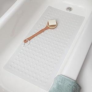 Large Rubber Bathtub MAT Non Slip Bath Shower Non Slip Mat