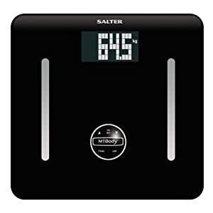 Salter 9119 Analyser Digital Bathroom Scale
