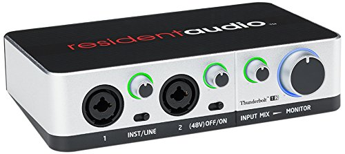 Resident Audio T2 Thunderbolt Interface