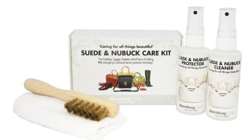 Handbag Care Kit for Suede & NuBuck - Clean & Protect