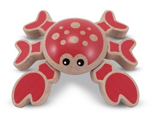 Melissa & Doug Twisting Crab