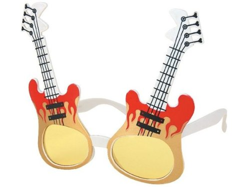 Alsino-Sonnenbrille-Funbrille-Partybrille-E-Gitarre-16
