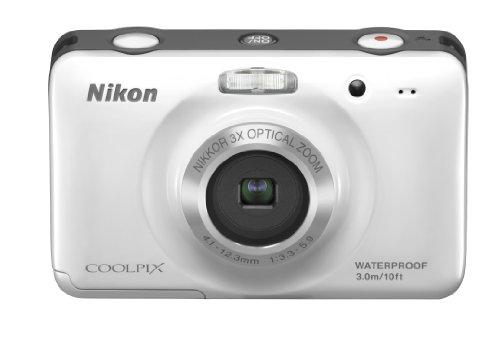 Nikon デジタルカメラ COOLPIX (クールピクス) S30 ホワイト S30WH