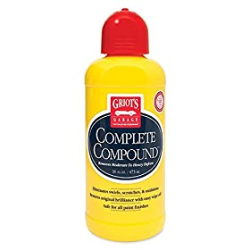 Griot's Garage 10862 Complete Compound - 16 oz.