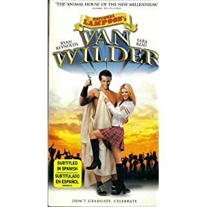 Ryan Reynolds Tara Reid on Amazon Com  Van Wilder  Vhs   Ryan Reynolds  Tara Reid  Tim Matheson