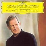 Mendelssohn - Symphonies No.4 'Italian' Original and Revised Version & No.5 'Reformation'
