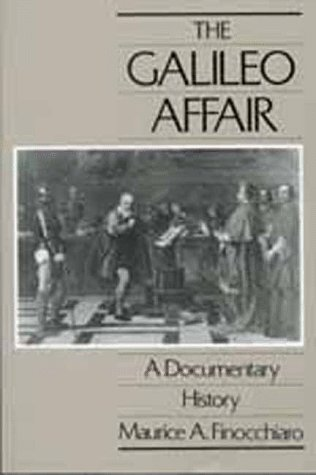 The Galileo Affair: A Documentary History (California...