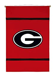 Georgia Bulldogs 28x45 MVP Wallhanging