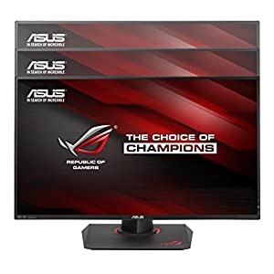 ASUS ROG Swift PG27AQ 27 inch Ultra-HD Gaming Monitor - Black