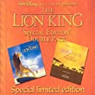 The Lion King 'Special Edition' Double Pack: The Lion King & The Lion King II