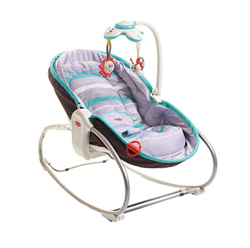Read About Tiny Love 3-in-1 Rocker-Napper, Turquoise