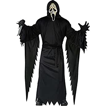 Fun World - Scream 4 - Zombie Ghost Face Teen Costume
