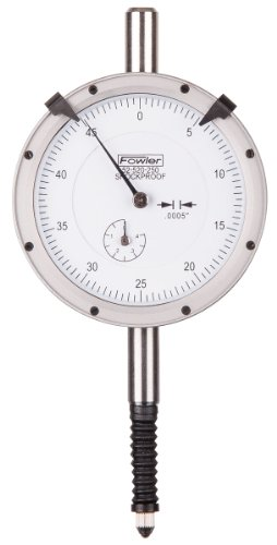 Fowler Indicator Accessories : Fowler proof dial indicator quot maximum