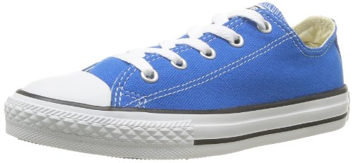 Converse All Star Low Electric Blue Men's Shoes 139791F (12)