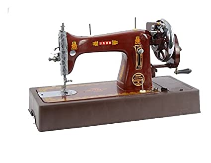 Usha Bandhan DIX Composite Sewing Machine (With Cover)