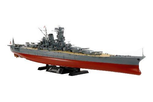 1/350 艦船シリーズ No.31 日本海軍 戦艦 武蔵 78031