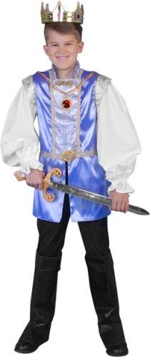 Libro de cuentos del niño Príncipe de vestuario (SZ: Grande 10-12)