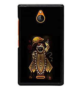 printtech Lord Venkatesh South india Back Case Cover for Nokia X2 Dual SIM