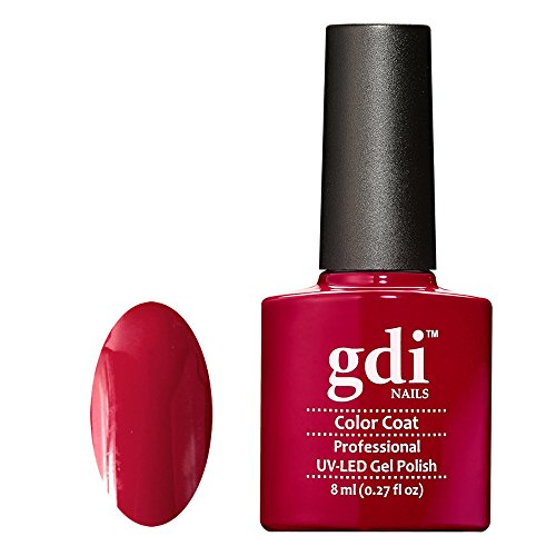 f48-red-gel-polish-gdi-nails-traffic-jam-a-deep-raspberry-plum-shade-professional-salon-home-use-8ml
