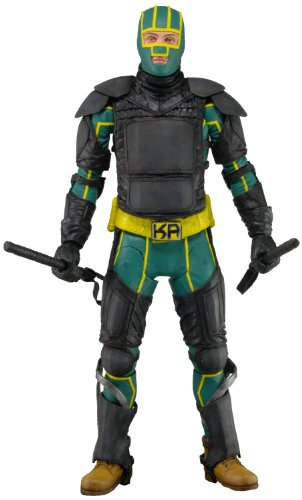 "NECA Series 2 Kick Ass 2 Armored 7"" Scale Action Figure"