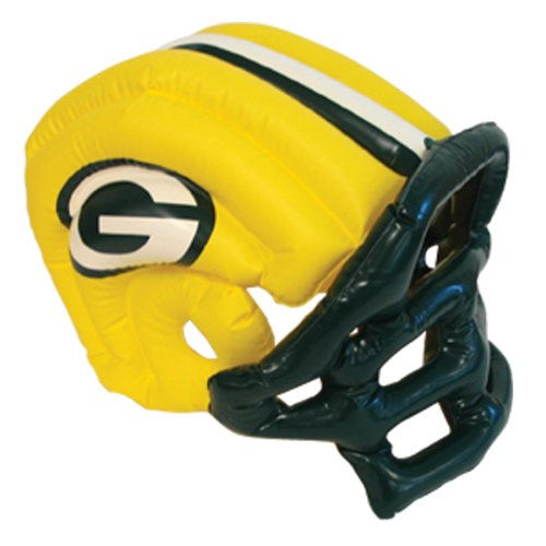 On Sale Nfl Green Bay Packers Inflatable Helmet Football