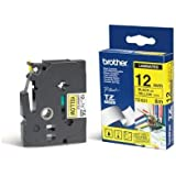 Brother TZ-631 - Tape Black on Yellow - Warranty: 1Y