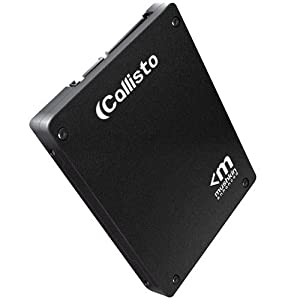 Mushkin Enhanced Callisto Deluxe 240 GB Solid State Drive MKNSSDCL240 GB-DX (Black)